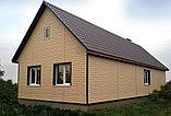 Акриловая Фасадная панель STONE HOUSE (Стоун Хаус) под камень и кирпич, цвет: Кирпич-Графитовый, фото 5