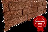 Акриловая Фасадная панель STONE HOUSE (Стоун Хаус) под кирпич, Коричневый, фото 9
