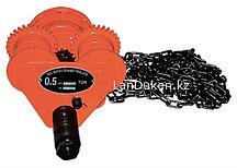 Каретка для тали передвижная грузоподъемность 1 т MATRIX 519825 (002)