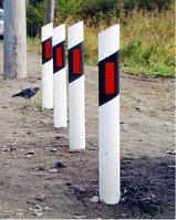 Конусы и столбики сигнальные