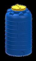 Емкость цилиндрическая вертикальная 500L
