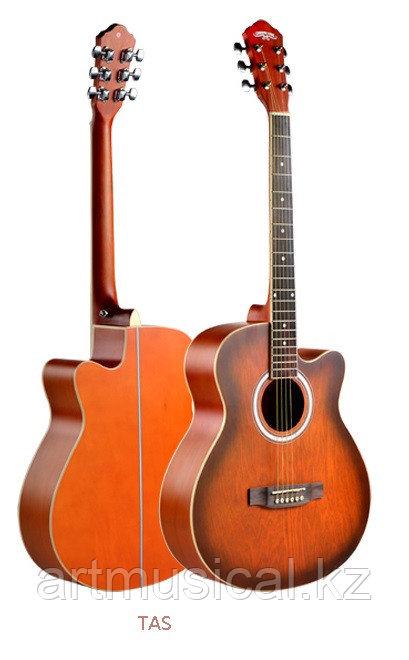 Акустическая гитара Caravan Music HS-4040MAS