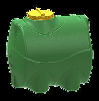 Емкость горизонтальная цилиндрическая 1000L