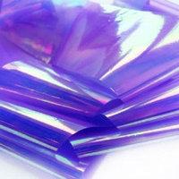 """Фольга """"Битое стекло"""" (фиолетовый)"""