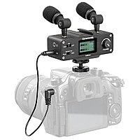 SARAMONIC CaMixer мини аудио адаптер для DSLR и камкордеров, фото 1