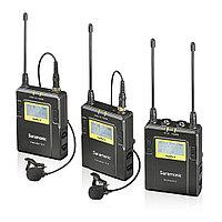 SARAMONIC UWMIC9 (RX9+TX9+TX9) радиопетличка на 2 микрофона, фото 1