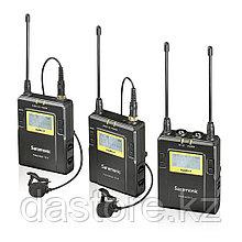 SARAMONIC UWMIC9 (RX9+TX9+TX9) радиопетличка на 2 микрофона