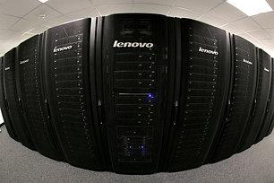 Серверы lenovo (IBM)