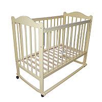 Детская кроватка Мой малыш 05 с накладкой