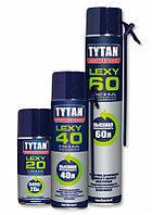 TYTAN Professional Lexy 60/40/20 Пена монтажная всесезонная