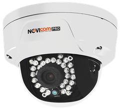 Купольные IP-камеры