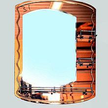 Зеркало настенное для ванной комнаты и душа