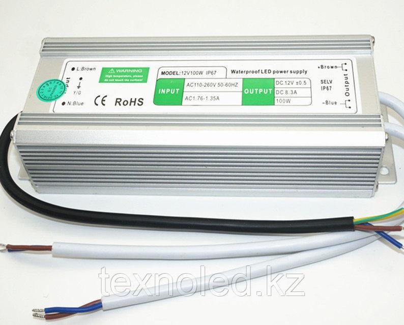 Блок питания 12V/ 12.5А /150W IP67