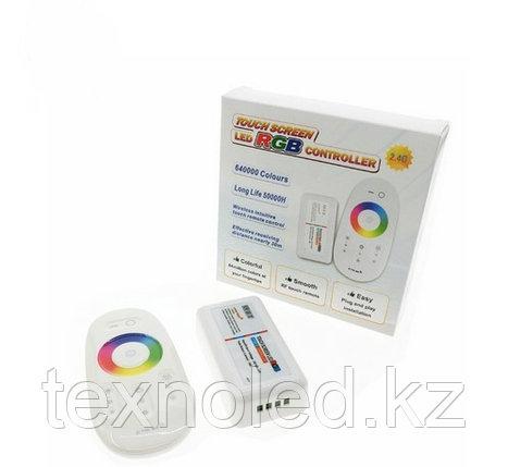 Контролер для  ленты RGB  с сенсорным пультом, фото 2
