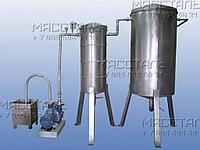 Система пневматической транспортировки мясо-костных отходов