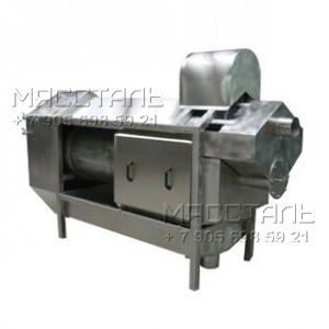 Сепаратор пера и отходов