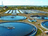 Гидроизоляция  очистных сооружений, фото 1
