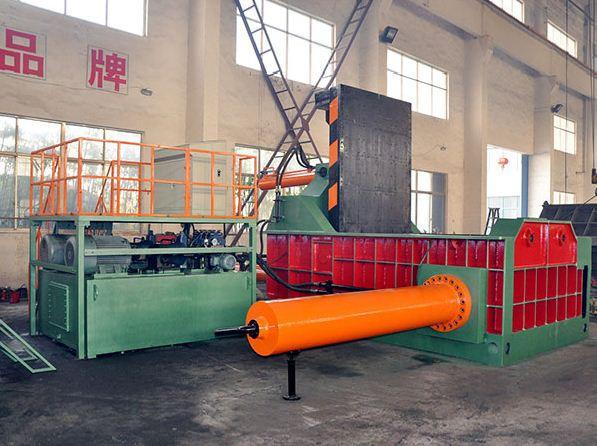 Пресс для пакетирования металлолома Y81T-3150A (TFKJ)