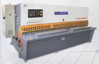 Гильотина QC12Y-8*6000 гидрав. (Yuntai)