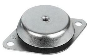 Виброизолятор (виброгаситель) резиновый, FRS-типа