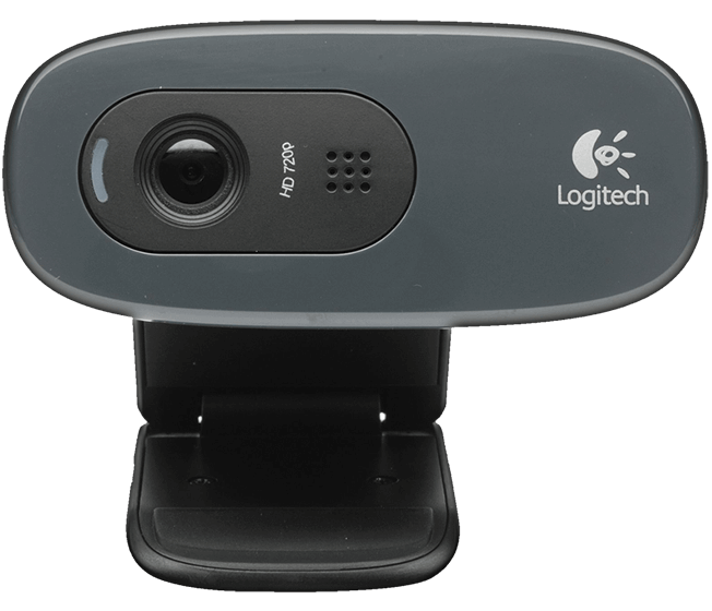 Logitech 960-001063 C270 Веб-камера HD Webcam HD