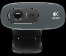 Logitech 960-001063 Веб-камера C270 HD Webcam HD