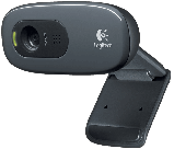 Logitech 960-001063 C270 Веб-камера HD Webcam HD, фото 2