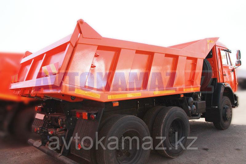 Самосвал КамАЗ 55111-016-15 (Сборка РФ, 2017 г.)
