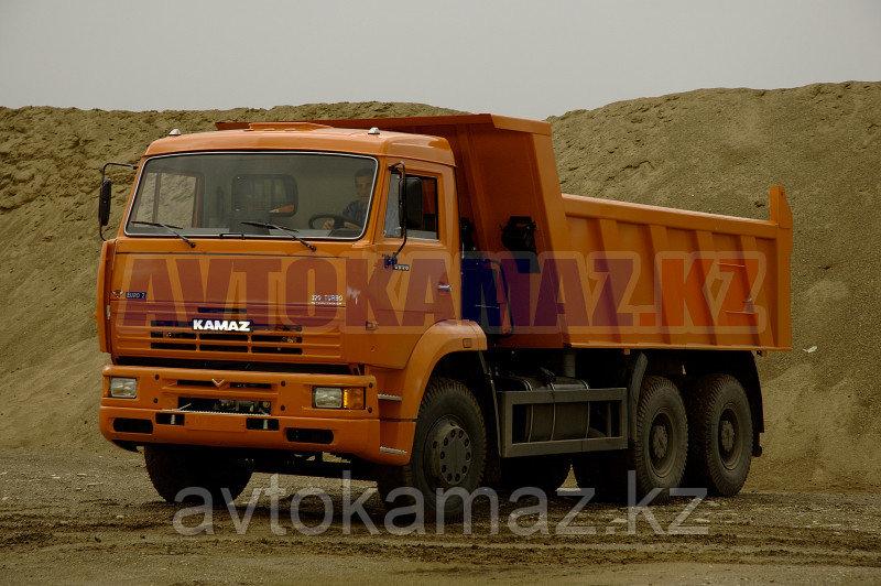 Самосвал КамАЗ 6520-026 (Сборка РФ, 2017 г.)