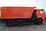 Самосвал КамАЗ 6520-041 (Сборка РФ, 2017 г.), фото 2