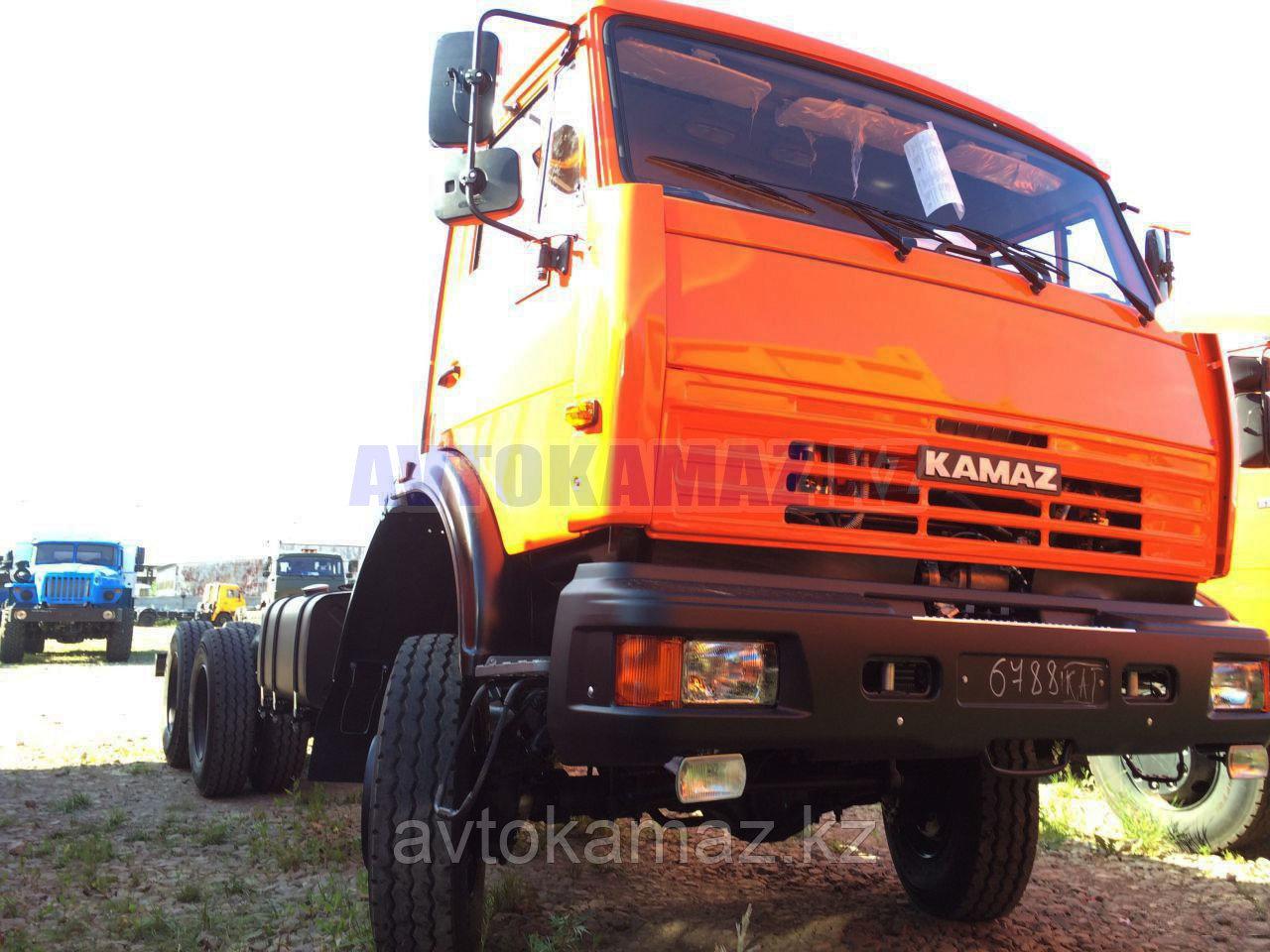 Шасси КамАЗ 53228-1990-15 (Сборка РФ, 2017 г.)