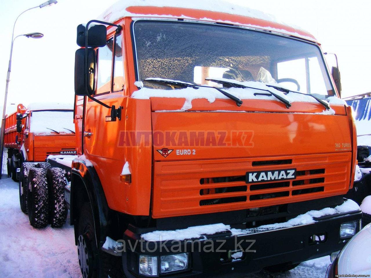 Шасси КамАЗ 53229-1963-15 (Сборка РФ, 2017 г.)