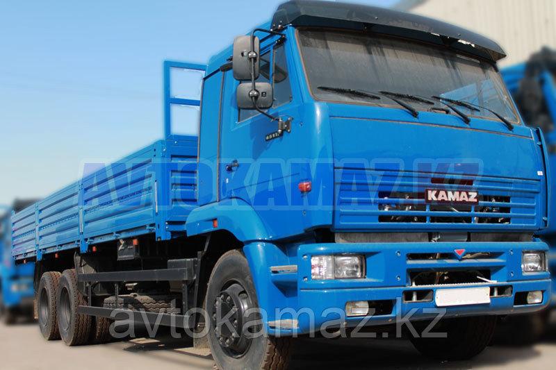 Бортовой грузовик КамАЗ 65117-029 (Сборка РФ, 2017 г.)