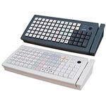 Клавиатуры Программируемая клавиатура Posiflex KB-6600 + MSR, фото 2