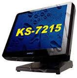 POS-компьютеры Posiflex KS-7215G Сенсорный терминал (15'', Black, 4Gb RAM, Gen 6 base stand) SD-460Z-3U