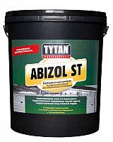 ABIZOL ST Битумно-Каучуковая Дисперсионная Мастика для Гидроизоляции и Пенопласта