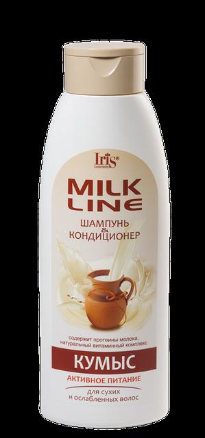 Шампуни Milk Line