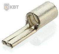 Наконечники кабельные медные штифтовые НШП 25–15 ™КВТ