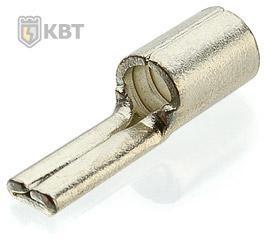 Наконечники кабельные медные штифтовые НШП 70–25 ™КВТ