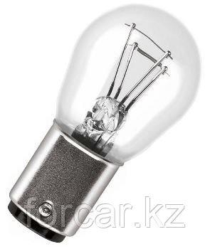 Лампа для указателей поворота, стоп-сигналов OSRAM  P21/4W 12V 41385W BAZ15d, фото 2
