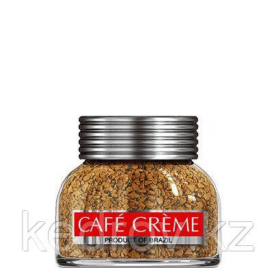 """""""CAFE CREME"""" кофе сублимированный, 45гр стекло."""