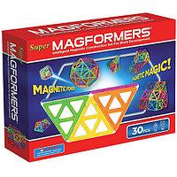Магнитный конструктор Super Magformers 30 (30 деталей), фото 1