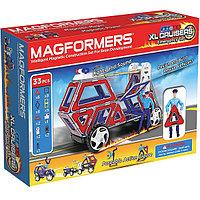 Магнитный конструктор Magformers XL Cruisers Служба спасения (33 деталей), фото 1