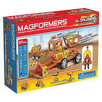 Магнитный конструктор Magformers XL Cruisers Строители (33 деталей), фото 1