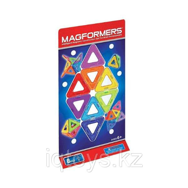 Магнитный конструктор Magformers 8 (8 деталей)
