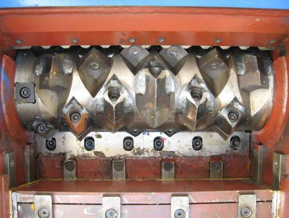 Шредер одновальный WT40120 (3E)