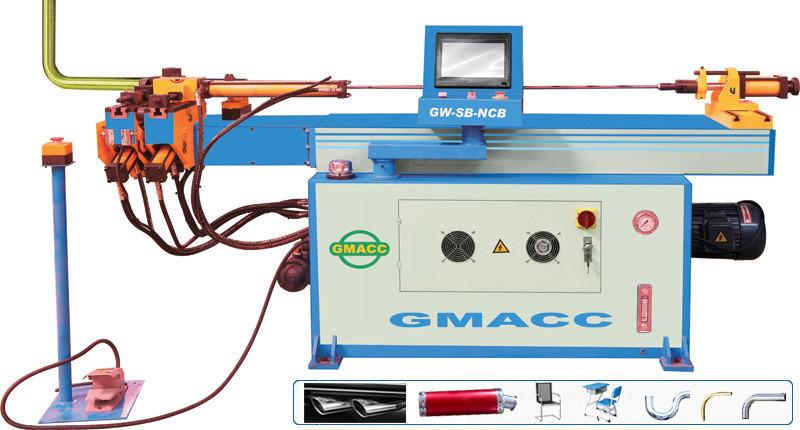 Трубогибочный станок с дорном GM-SB-63NCB гидрав. (GM)