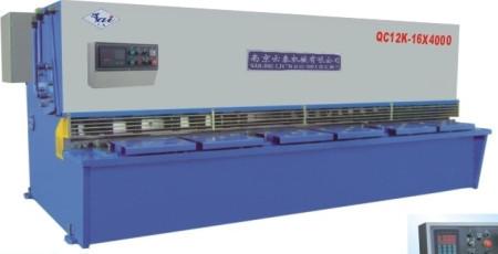Гильотина QC12Y-40*3200 гидрав. (Yuntai)