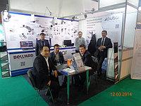 Pulsar Systems на AIPS 2014 - 4-я Казахстанская международная выставка «Охрана, безопасность, средства спасения и противопожарная защита»