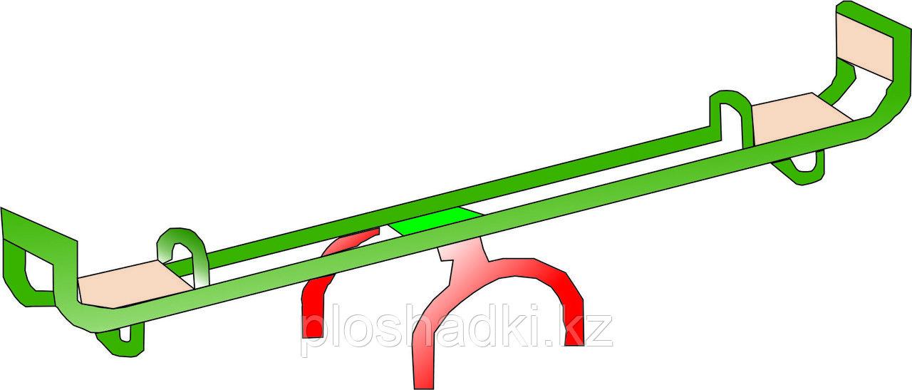 Балансир зеленый